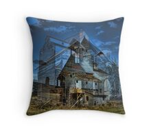 Lost Days Throw Pillow