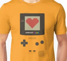 GAME BOY COLOR <3 Unisex T-Shirt