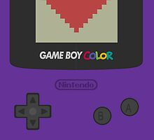GAME BOY COLOR <3 by FairytalePond