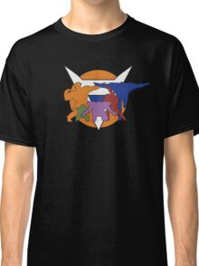 Ginyu Force Pose and Logo (Dragonball Z) Classic T-Shirt