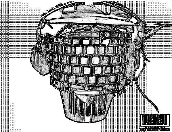 """Digital Face"" by humanalien"