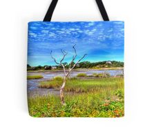 Salt Marsh Tote Bag