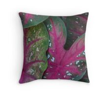 Love in Nature Throw Pillow