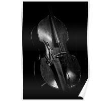 Dark bass Poster
