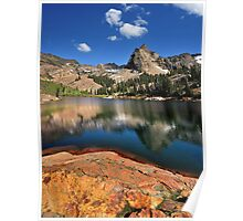 Lake Blanche, Reflections Poster