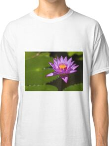 Lotus Flower Classic T-Shirt