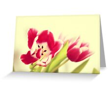 Spring - JUSTART © Greeting Card