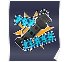 Pop Flash Poster
