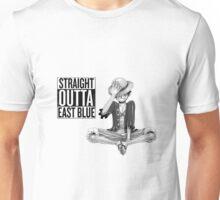 Straight outta East Blue Unisex T-Shirt