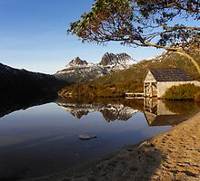 The Boat House in June by Paul Campbell  Photography