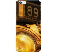 Engine 89 iPhone Case/Skin