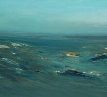 coastal impression by Iris Lehnhardt