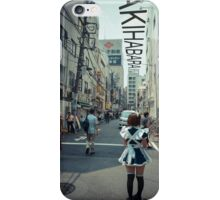 Akihabara - Electric Town iPhone Case/Skin