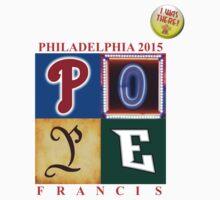 "Pope Philadelphia Logo Square ""I was there!"" by zenjamin"
