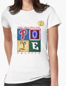 "Pope Philadelphia Logo Square ""I was there!"" T-Shirt"
