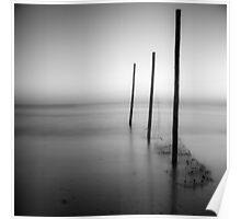 Three Poles - South Beach Poster