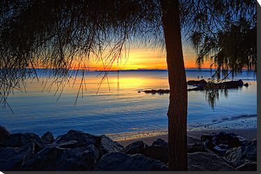 Suttons Beach • Redcliffe by William Bullimore