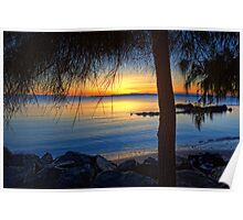 Suttons Beach • Redcliffe Poster