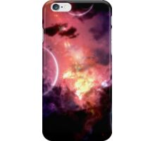 Planets and Nebulas 5 iPhone Case/Skin