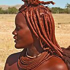 Himba woman by Konstantinos Arvanitopoulos