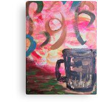 Café Anyone? Canvas Print