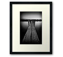 - Indecision - Framed Print
