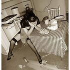 It's no use crying over spilt milk!! by peter kelly