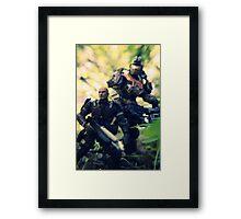 Halo: Cryptum Framed Print