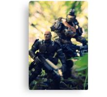 Halo: Cryptum Canvas Print