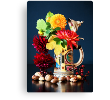 Beer Stein  Canvas Print