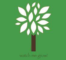 Watch Me Grow: Tree 1-18 Kids Tee