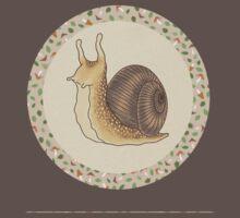 Autumn snail Baby Tee
