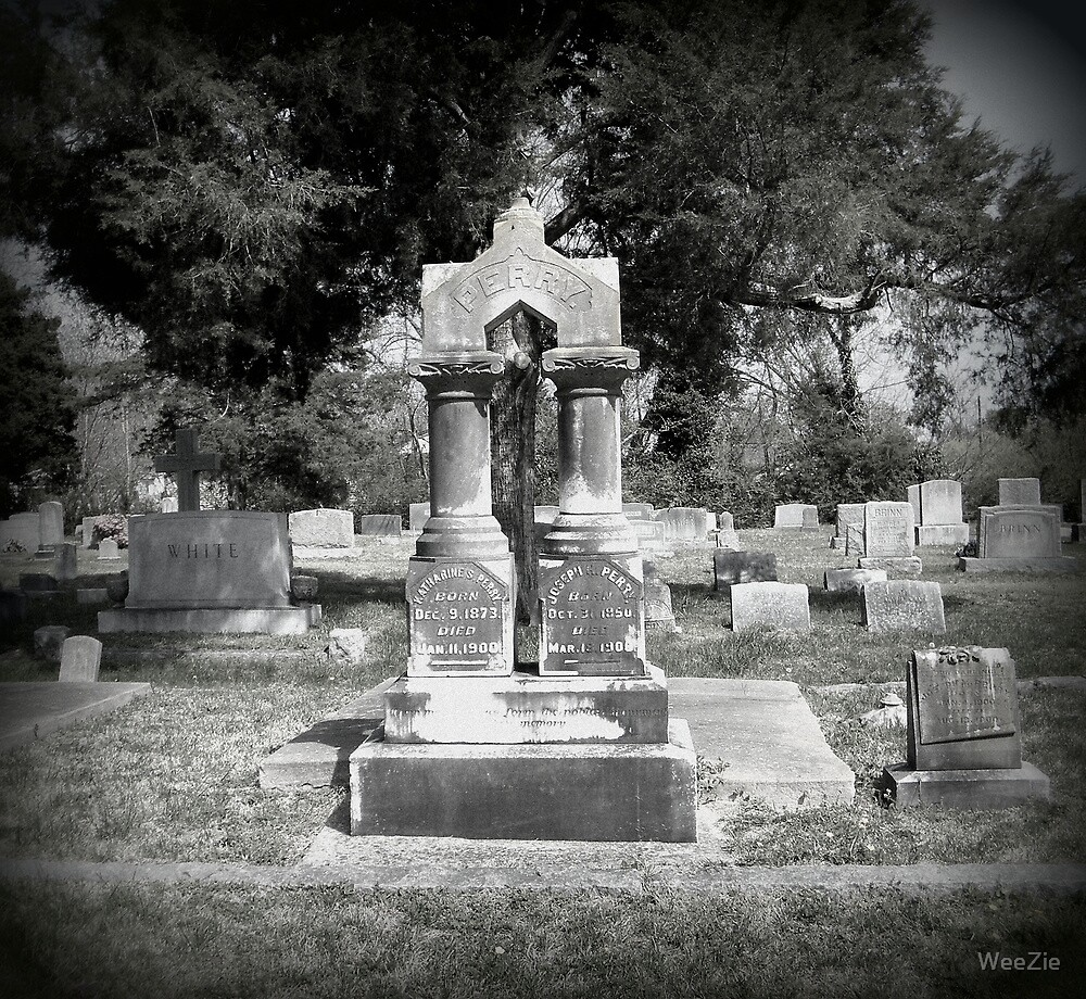 Gravestones by WeeZie