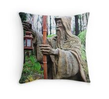 Bruno's Wizard Throw Pillow