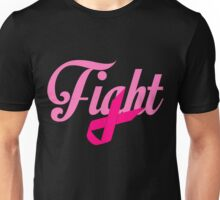 Fight Breast Cancer Awareness Unisex T-Shirt
