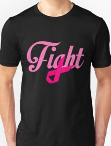 Fight Breast Cancer Awareness T-Shirt