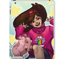 Mabel and Waddles iPad Case/Skin