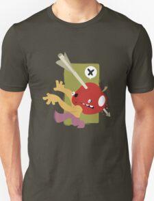 Arrow-apple Unisex T-Shirt