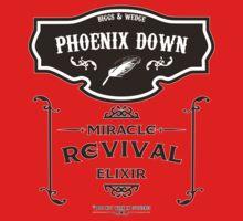 Phoenix Down - Miracle Revival Elixir Kids Clothes