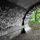 Graffiti Tunnel 2 by Jessica Liatys