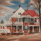 American Home III by KipDeVore
