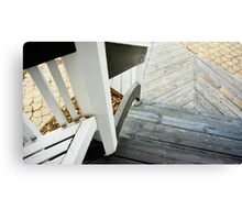 Stair Angles Canvas Print