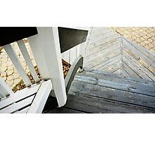 Stair Angles Photographic Print