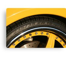 Ferrari 360 Spider Novetec Design  Canvas Print