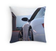 PORSCHE TUBRO SWAGGER Throw Pillow