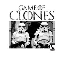 Game of Clones by Georg Bertram