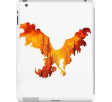 Moltres used heat wave iPad Case/Skin