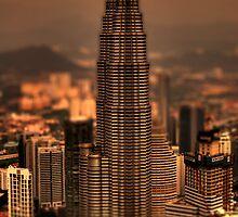 Kuala Lumpar Tilt Shift by Chris Cherry