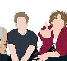 5 Seconds Of Summer by caitlinhope26