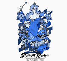 Shadow Realm Blue. T-Shirt